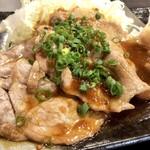 Nikumotsuyajimbou - 豚さんはお肉薄め