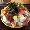 江戸富士 - 料理写真:(上)バラ丼 1,500円 税込