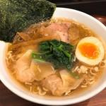 らーめん麺くま - 料理写真:熊らーめん(850円)