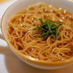 レストラン ナンペイダイ - 料理写真:麺