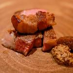 レストラン ナンペイダイ - 豚