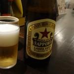 109437946 - 中瓶ビール
