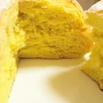 バッケンハウス ミサキ - かぼちゃパン アップ