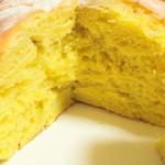 バッケンハウス ミサキ - かぼちゃパン カット