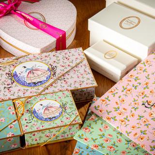 手土産や贈答品にもおすすめ♪可愛らしいパッケージが評判