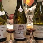 ワイン&チーズ オガーレ - ブルゴーニュ飲み比べ会開催