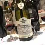 ワイン&チーズ オガーレ - ACブルゴーニュでも十分に美味しい。流石クロード・デュガ!