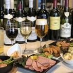 ワイン&チーズ オガーレ - お任せセットやってます。リーズナブルにお任せ下さい!