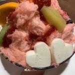 Sweets Smile - かき氷 いちご
