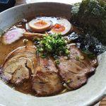 麺屋大谷 - 豚骨魚介ラーメン