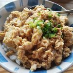 麺屋大谷 - 豚豆腐ごはん