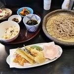 辻さん - 料理写真:蕎麦セット B