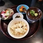 辻さん - 料理写真:彩りごはん おかわりOK