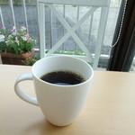 麦の家 - ホットコーヒー