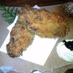 魚盛 池袋店 - 特大牡蠣フライ