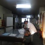 合田 そば店 - 「折詰もりそば」は注文が入ってから茹でて作られます