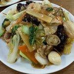 中華料理 聚福楼 - 料理写真:五目バリソバ