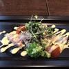 フォルトゥーナ - 料理写真:イサキのカルパッチョ、マンゴーソース