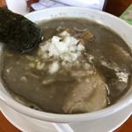 中華そば 板橋 - 極煮干中華そばアップ