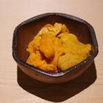 千成寿司 - 料理写真:海胆