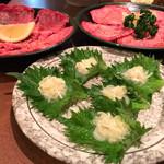 やきにく本舗 - 料理写真:しそネギ塩