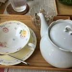 109455366 - 紅茶(アールグレイ)