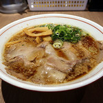 麺処 森元 - 料理写真:特製醤油ラーメン