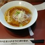 109459011 - 中華そば(醤油)730円