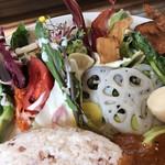 Roji菜園テーブル - つくばの新鮮野菜