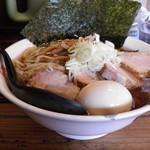 麺屋久兵衛  - 料理写真:久兵衛中華そば 1,026円 大盛無料