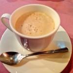 ステーキハウス・チャコ - コーヒー