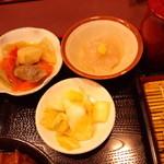 山女魚 - 小鉢
