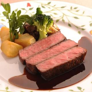 サーロインステーキで最高級のおもてなしを!!