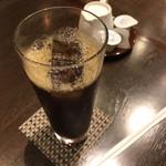 カラフー - ルカニ村のコーヒー(アイス) 450円