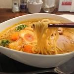 109461639 - 太麺(浅草開化楼製)