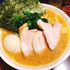 らーめん飛粋 - 料理写真:特製らーめん(もも肉)(900), 中盛り(100)