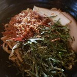 本町ケンボロー - 油ねぎそば(太麺)