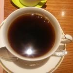 開晴亭 - コーヒー