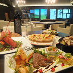 ASSO - ちょっとリッチなものから、懐石イタリアンまで、本格的なコース料理もお楽しみ頂けます
