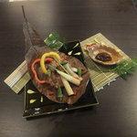 ASSO - 和テイストの創作料理 目でもお楽しみ下さい