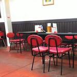 大手橋食堂 - 店内の雰囲気