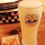 109471001 - キンキンに冷えたビール