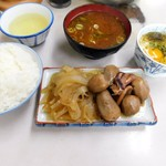 てんぷら屋 - 料理