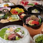 日本料理 瀬戸内 - 7-8月号清涼会席