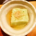 丑寅 - 空豆豆腐
