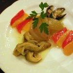 イリア・クエスタ - 焼き野菜