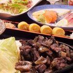 お刺身と焼き鳥と鍋 食べ飲み放題 個室居酒屋 鳥桜 - 料理写真