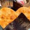 まるぶつ 長瀞雷神堂  - 料理写真:焼きたてせんべい
