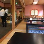 そば処 花山寺 宿坊 - 内観