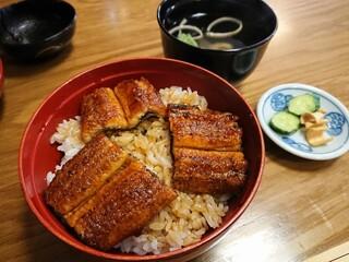 本家柴藤 - う巻き定食 4000円